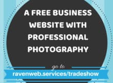 trade show poster